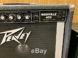 Vintage Peavey Nashville 400 Pedal Steel Guitar Amp Amplifier