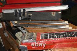 Vintage Pedesonic Pedal Steel Guitar & Case