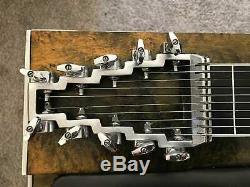 Vintage Sho-Bud 4X5 LDG Pedal Steel Guitar with Hard Case