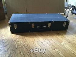 Vintage Sho Bud Custom Pro III Double Neck 8 Pedal Steel Guitar withCase 4 Knee