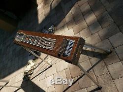 Vintage Sho Bud Maverick 3X1 Pedal Steel Guitar with Hard Case
