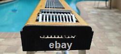 Vintage Sho Bud Maverick 3X1 Pedal Steel Guitar withHard Case