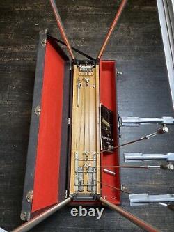 Vintage Sho Bud Maverick pedal steel guitar 10-string Nashville Setup