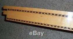 Vintage Sho-Bud Pedal Steel Guitar Body Lacquer Natural Maple Pro I Custom