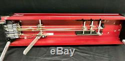 Vtg 10-STRING PEDAL STEEL GUITAR Single-Neck with GEORGE L's PICKUP + Stand & Case