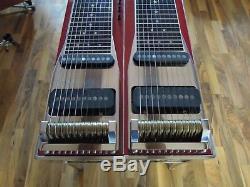WBS D10 Pedal Steel Guitar