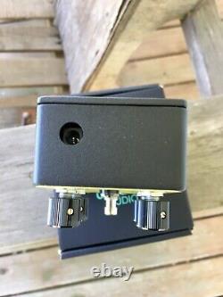Walrus Audio 385 Overdrive Distortion guitar pedal USA made brand new amp sim