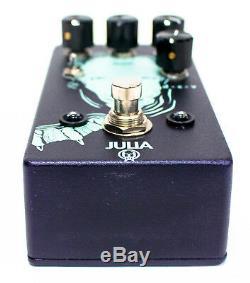 Walrus Audio Julia Chorus / Vibrato Guitar Effect Pedal BRAND NEW