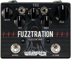 Wampler Fuzztration Fuzz Octave Octafuzz Guitar Effect Pedal Brand New