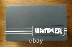 Wampler Tumnus Deluxe Overdrive Boost Guitar Effects Pedal. Brand New in Box