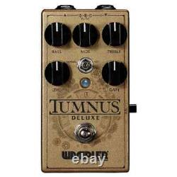 Wampler Tumnus Deluxe Overdrive Brand New guitar effect pedal Worldwide shipping