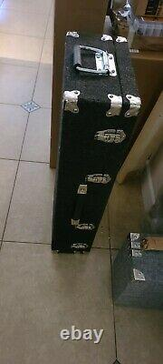 Williams 600 Series 3X5 Pedal Steel Guitar with Hard Case! Excond