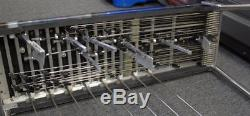 Williams D10 Black Mica 8X8 Pedal Steel Guitar with Hard Case