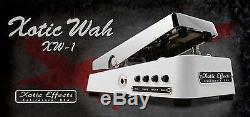 Xotic Effects XW-1 Wah Wah Guitar Effect Pedal Brand New Worldwide Shipping