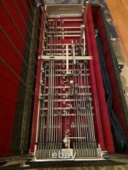 ZUM D10 9x7 Pedal Steel Guitar