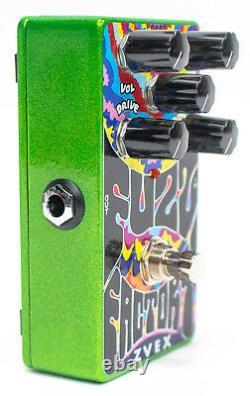 ZVEX Effects Fuzz Factory Vertical Guitar Effect Pedal Brand New