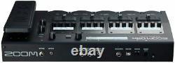 Zoom G5n Guitar Floor Multi-Effects Pedal Brand New In Box