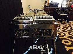 Zum Pedal steel guitar
