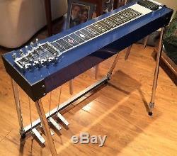 Zumsteel Encore Pedal Steel Guitar, 4 pedals 5 knees, $2175