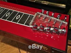 Zumsteel S-10 pedal steel guitar